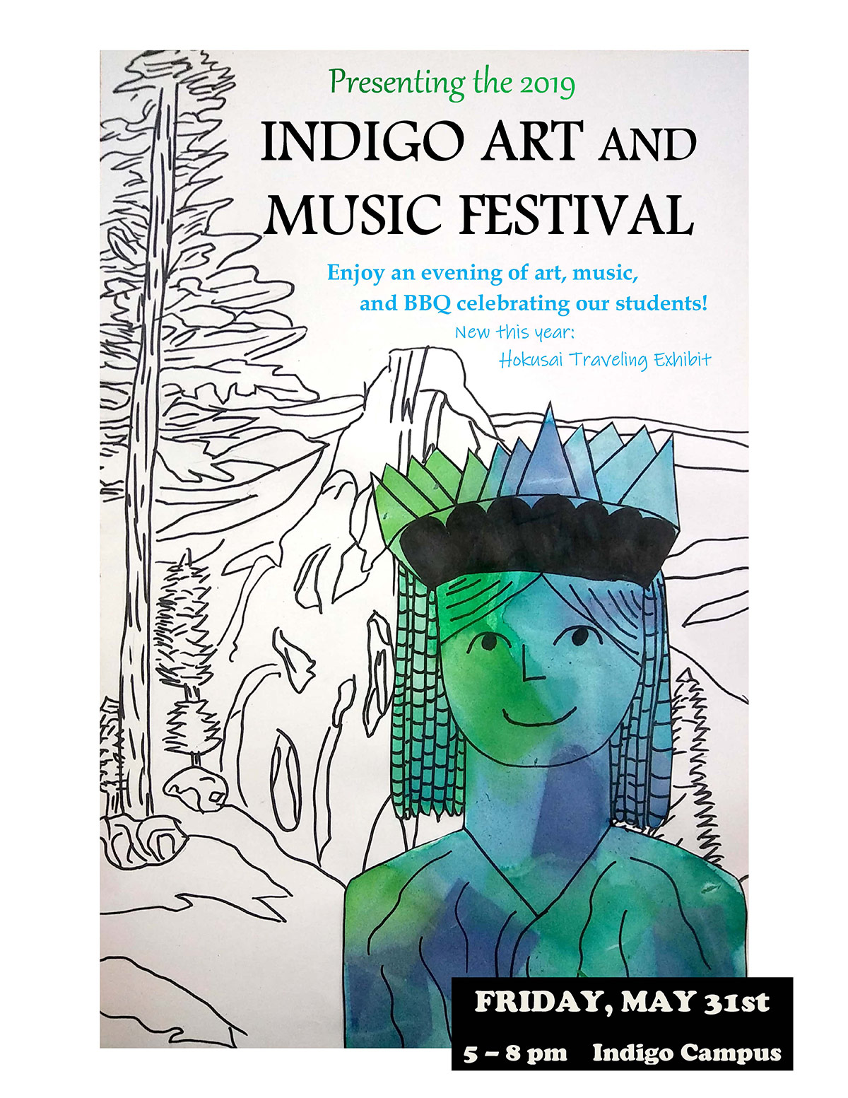 Indigo Art and Music Festival