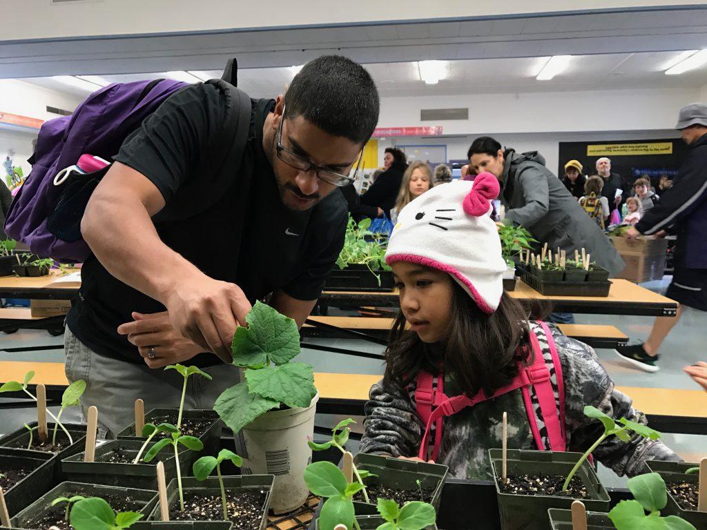 Indigo's 8th Annual Plant Sale draws a crowd - Indigo Program