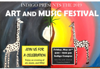Indigo Presents the 2019 Art and Music Festival